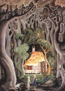 hansel and Gretel nielsen