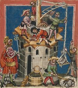 Pink Tower Regensburg 1400-1410