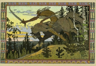 sea-maiden-koshchey-the-deathless-by-ivan-bilibin-1901