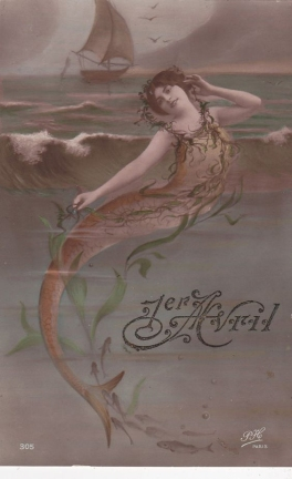 belle-epoque-mermaid-emerges-from-the-sea-circa-1908