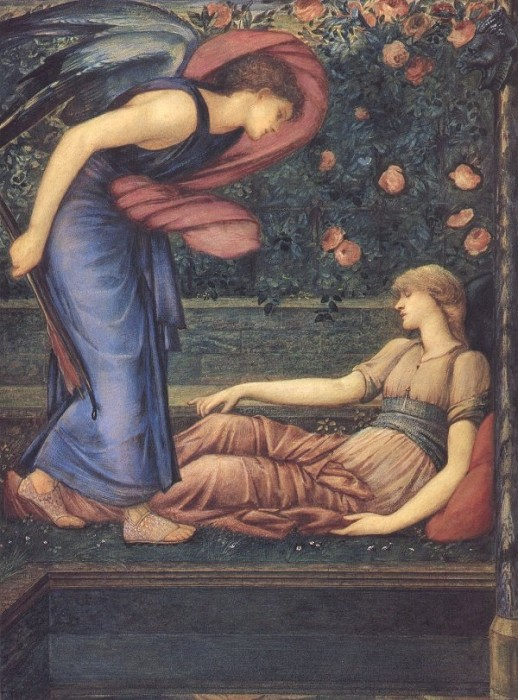 Psyche Burne-Jones_Cupid_and_Psyche