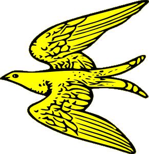 Little Gold Bird one clip