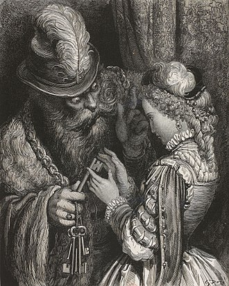 Bluebeard Gustave Dore