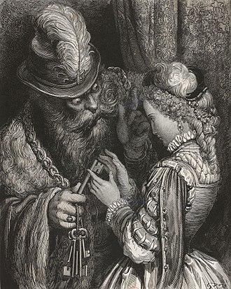 Bluebeard Gustave Dore