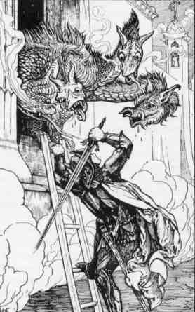 Immortality dragons