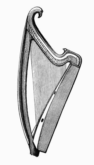 Fairy harp sirr_harp_wilde_fig159