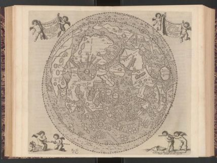 Buried Moon two 17th cent