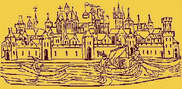 Three Kingdoms wood cut gold
