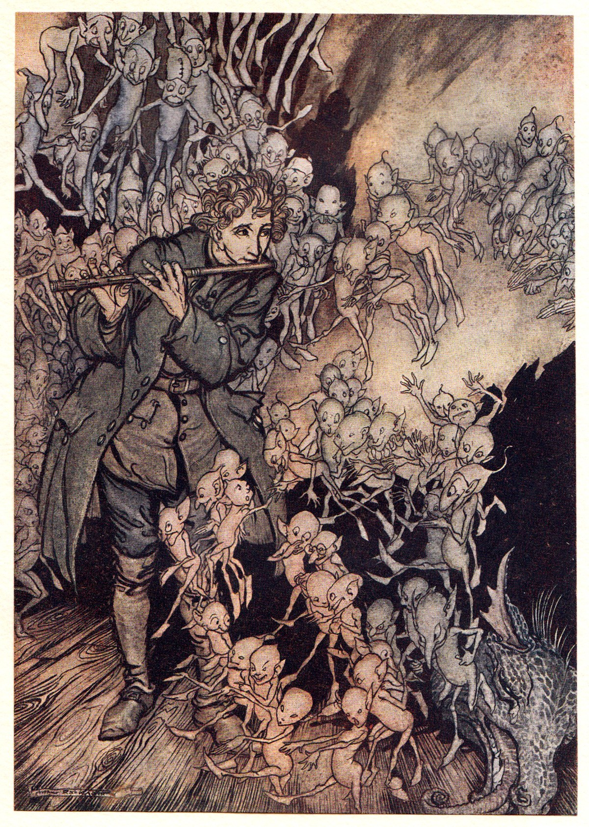 Gnome Arthur Rackham