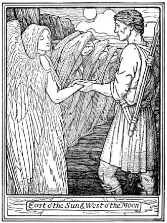 Swan Maiden John Batten